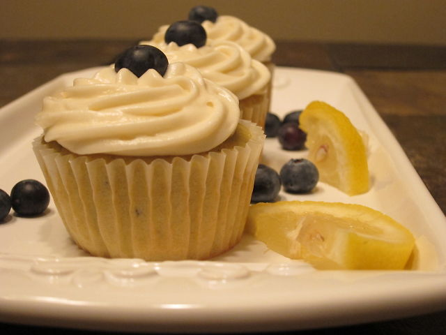 Can I Add Blueberries To A Duncan Lemon Cake Mix