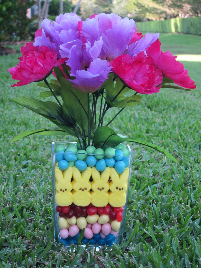 Egg S And Flower Arrangements For Easter Decoration