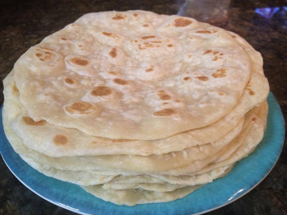 Flour Tortillas Recipes — Dishmaps
