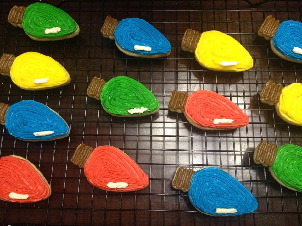 Sugar Cookies Best Vanilla Buttercream